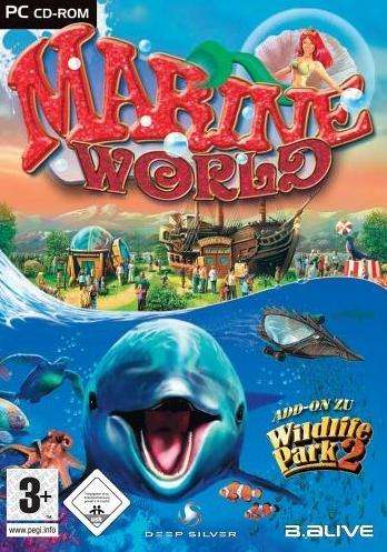 Descargar Wildlife Park 2 Marine World [English] por Torrent